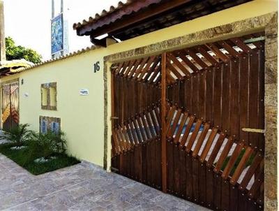 Linda Casa Com Piscina - Lado Praia (aceita Financiamento)