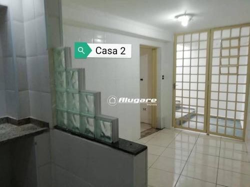 Sobrado Com 3 Dormitórios À Venda, 300 M² Por R$ 500.000 - Vila Augusta - Guarulhos/sp - So0571