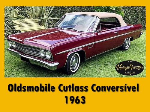 Olsmobile Cutlass F85 1963