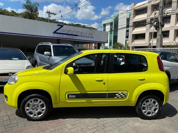 Fiat Uno Vivace 1.0 Flex 2012 Completo 4 Portas Novo