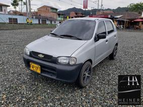 Chevrolet Alto Con Aire 2003