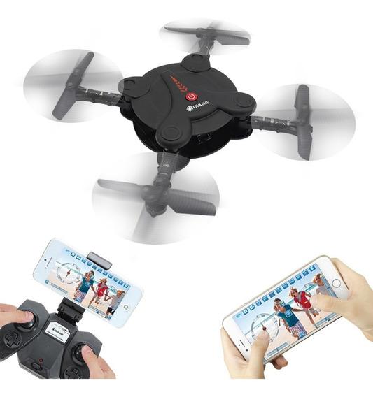 Micro Mini Quadricoptero Eachine E55 Rc Drone C Camera Fpv