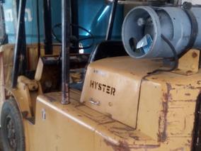 Empilhadeira Hyster 2500 Kilos Ano 1990