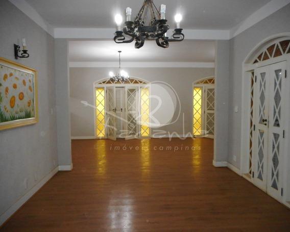 Casa Para Locação No Parque Taquaral Em Campinas- Imobiliária Em Campinas - Ca00802 - 67646439