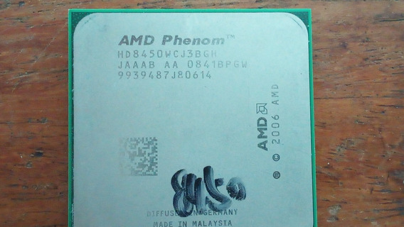 Processador Amd Phenom X3 8450