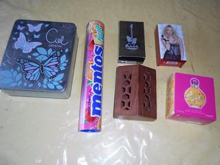 Cajas De Perfumes Y Otras Diversos Para Coleccionar