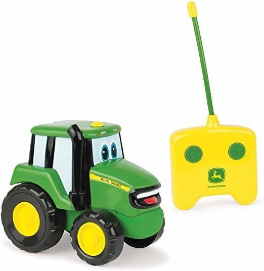 John Deere Radio Control Johnny Tractor De Juguete