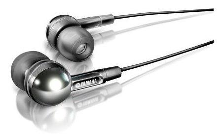 Yamaha Eph 30 Auricular In Ear Talla Unica Negro