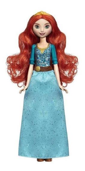 Boneca Merida Brilho Real Disney - Hasbro E4164