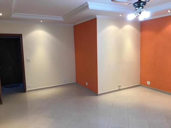 Apartamento 3 Quartos Com Dep. Santos Sp - Pompéia - Gonzaga