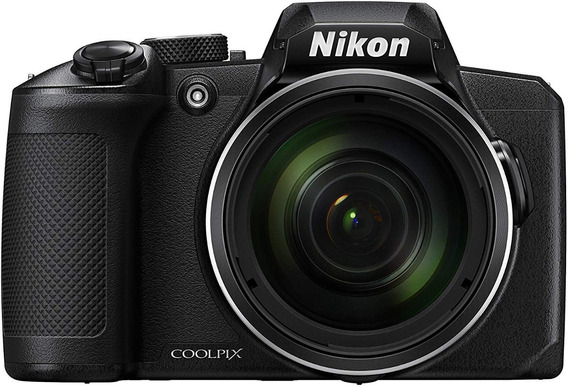Camara Nikon Coolpix B600 Zoom 60x Wifi Bluetooth Full Hd