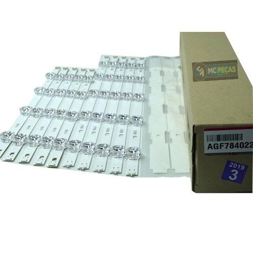Kit Barras De Led Tv Lg 49lb6200 49lb5500 49lf5500 49lf5200