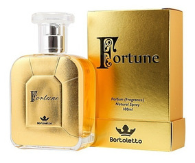 Perfume Bortoletto Fortune 100ml - Inspiração 1 Million