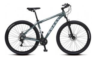 Bicicleta Mtb Aro 29 21 Marchas Kit Shimano Colli - Verde