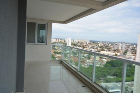 Apartamento Em Setor Bueno, Goiânia/go De 168m² 4 Quartos À Venda Por R$ 850.000,00 - Ap278032