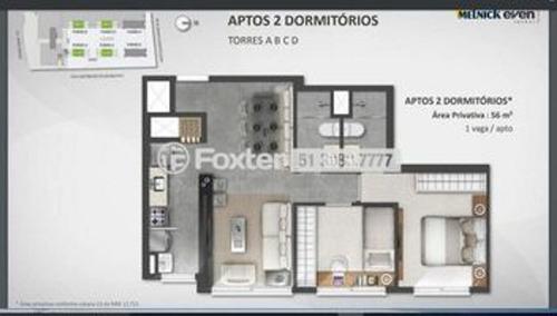 Imagem 1 de 30 de Apartamento, 2 Dormitórios, 56.54 M², Jardim Lindoia - 195202