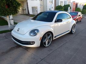 Volkswagen Beetle 2.0 Turbo 6 Vel Pnav Mt 2013