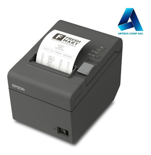 Epson Tm-t20ii - Ticketera Termica Usb - Arteus Comp Sac