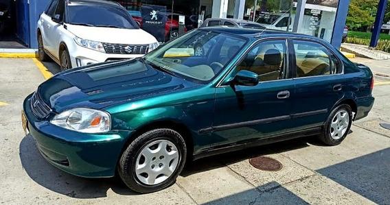 Honda Civic- 2000