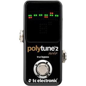 Pedal Afinador Tc Electronic Polytune Mini 2 Noir -envio 24h
