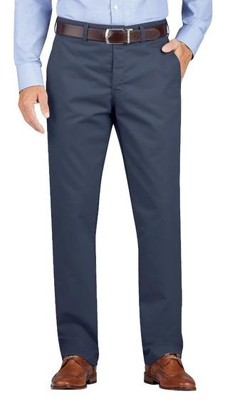 Pantalon Dickies Wp902 Ajuste Regular Azul Marino