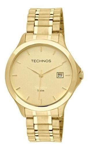 Relógio Masculino Technos Original Barato Lançamento