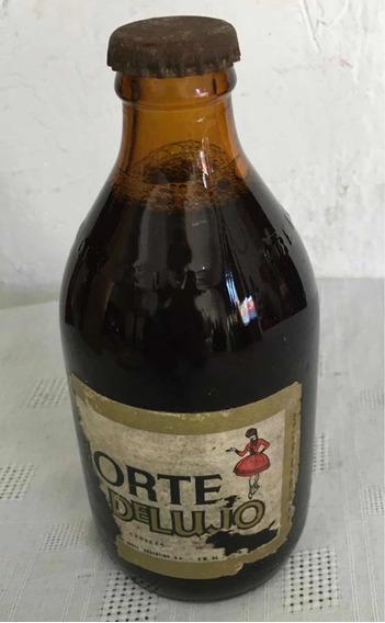 Botella/porron Antigua Cerveza Norte - Llena -