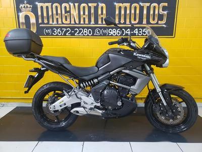Kawasaki Versys 650 - 2011 - Km 23.000 - Preta