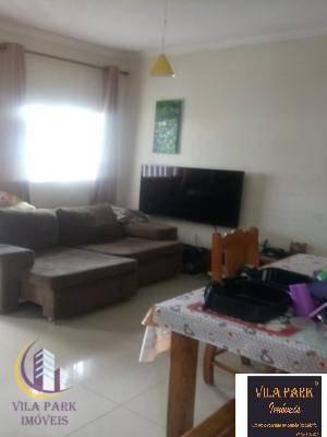 Sobrado Com 2 Dormitórios À Venda, 67 M² Por R$ 420.000,00 - Bela Vista - Osasco/sp - So0613