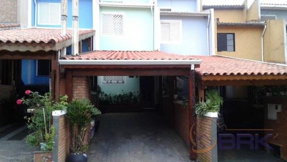 Casa Em Condominio - Fazenda Aricanduva - Ref: 3040 - V-3040