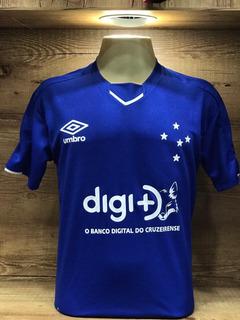 Camisa Azul Do Cruzeiro