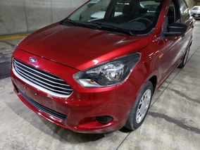 Impecable Ford Figo 1.5 Impulse Aa Sedan Mt