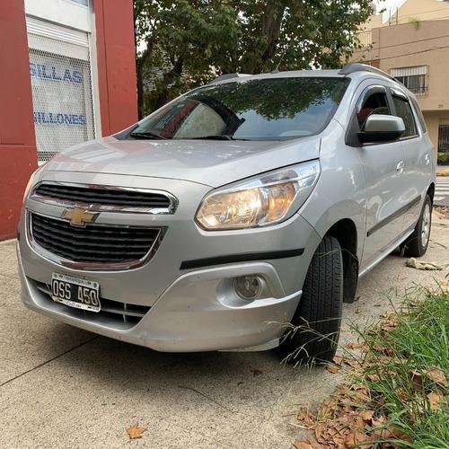 Chevrolet Spin 2015 Con Gnc 1.8 N Lt M/t