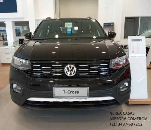 Volkswagen T-cross 1.6 Comfortline At Nc