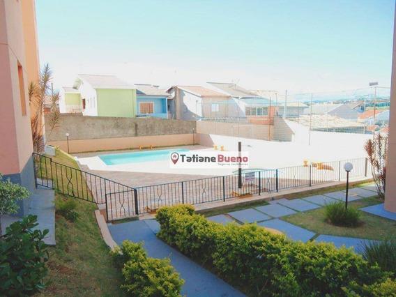 Apartamento Com 2 Dormitórios À Venda, 60 M² Por R$ 190.000 - Monte Castelo - São José Dos Campos/sp - Ap2241