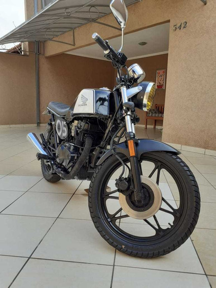 Cb400 Customizada