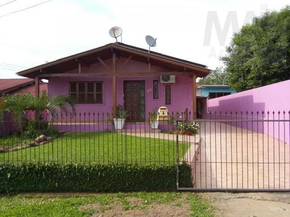 Casa Para Venda Em Taquara, Tucanos, 2 Dormitórios, 2 Banheiros, 3 Vagas - Lvc011_2-656328