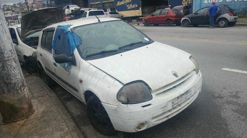 Renault Clio Rt 1.0 16v 2001 (sucata Somente Peças)