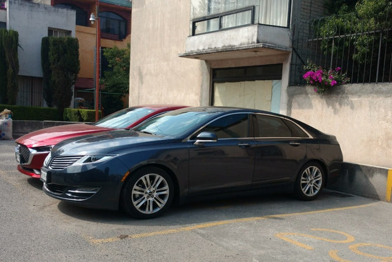 Lincoln Mkz Higth 2014