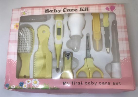 Kit Higiene Recém Nascido 10 Peças - Pronta Entrega