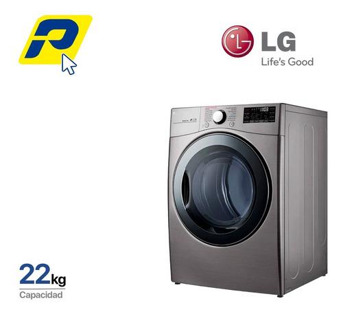 Imagen 1 de 9 de LG 22kg Secadora Eléctrica Carga Frontal - Silver (wi-fi)