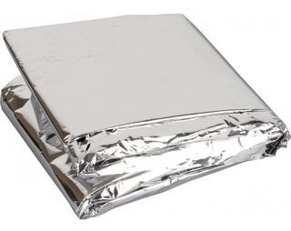 Cobertor Aluminizado Térmico De Emergência Poliéster Coleman