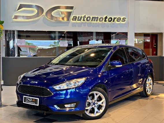 Ford Focus 2.0n Se Plus At | 2016 Recibo Menor/financio