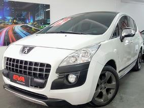 Peugeot 3008 Griffe Branco 2012