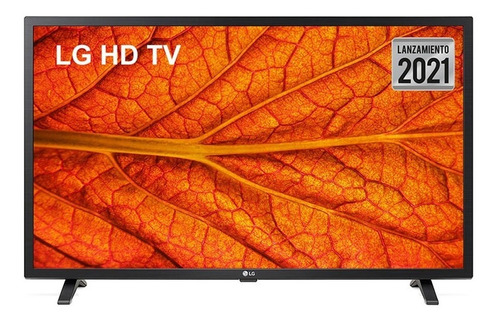 Imagen 1 de 5 de Led LG 32  Hd Smart Tv 32lm6370psb 2021