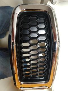 Rejilla 4 Fascia Delantera Cromada Jeep Grand Cherokee 14-15