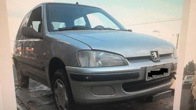 Sucata Peugeot 106 1.0 1998 Retirada De Peças