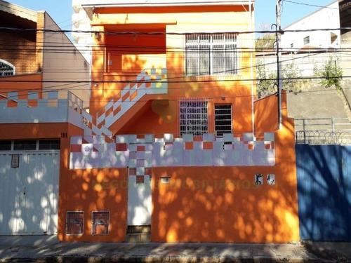 Casa Residencial A Venda, Anhangabaú, Jundiaí - Ca09408 - 34376138