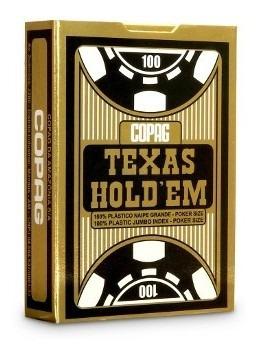 Baralho De Poker Texas Holdem Preto