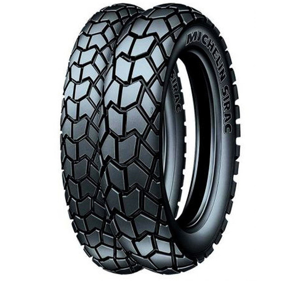 Pneu Bros, Crosser Michelin 110/90-17 E 90/90-19 Sirac